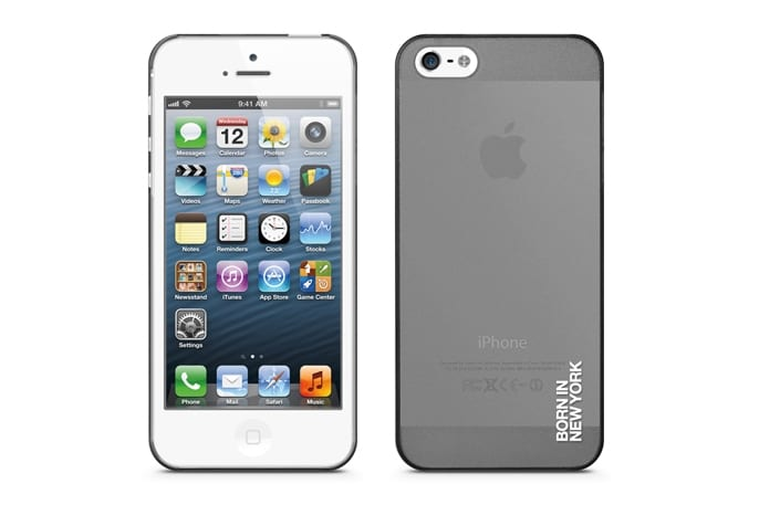 Una funda que conserva el dise o original del iphone 5 - Fundas iphone 5 divertidas ...