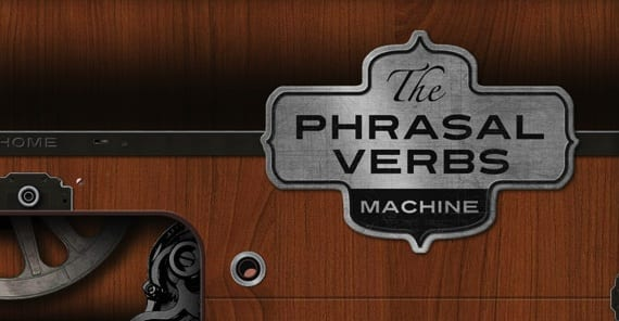 Phrasal Verbs Machine 1