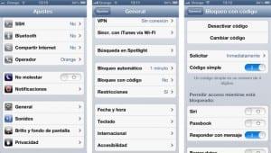 Siri y Passbook
