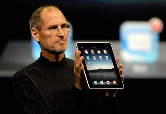 Presentación del iPad