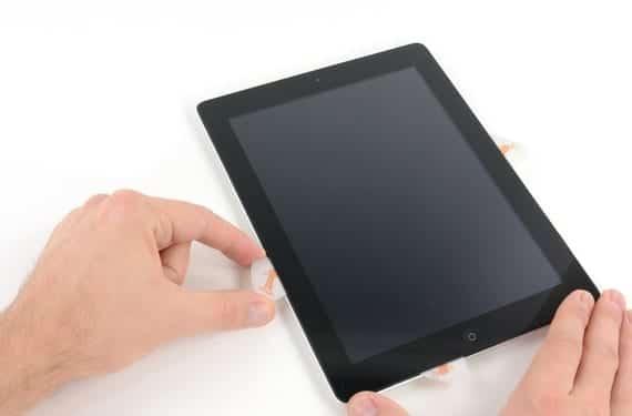 Reparar iPad 2 y 3 Botón Home