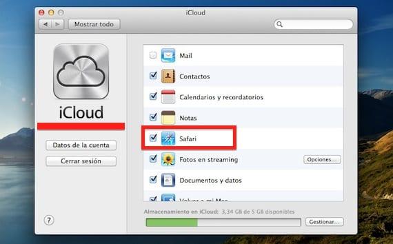 Ajustes-iCloud