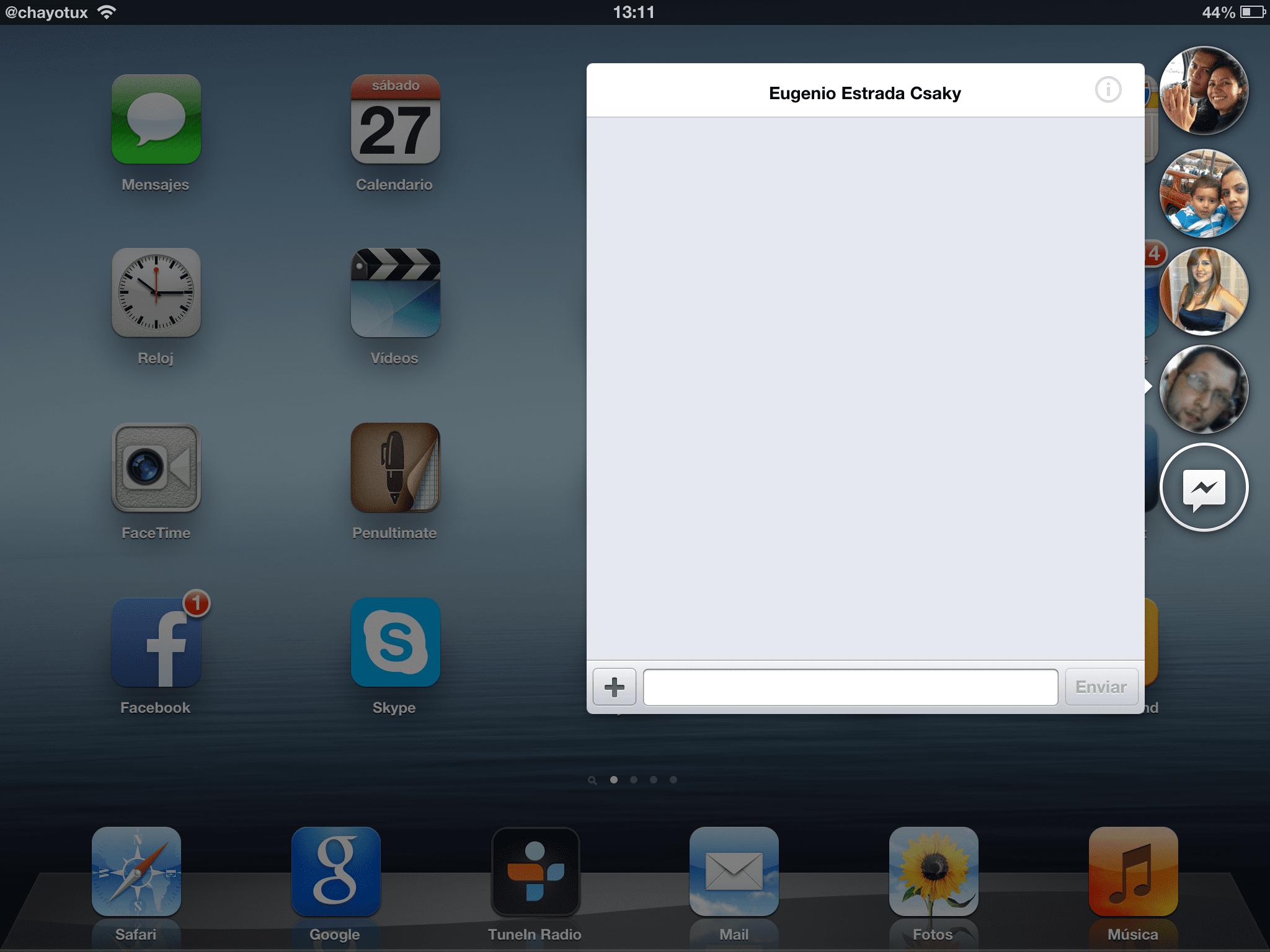 Message Box en Cydia