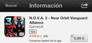 Avisos en la App Store