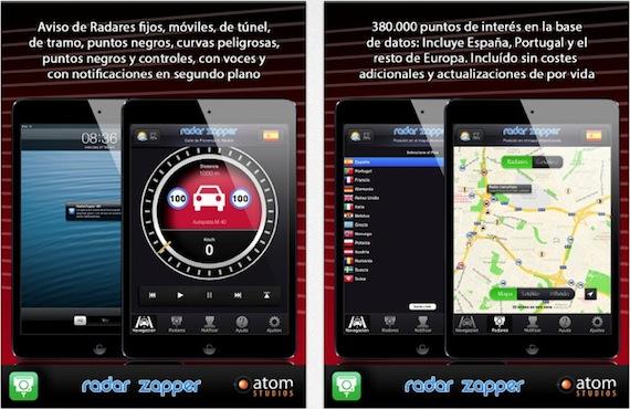 Radar Zapper
