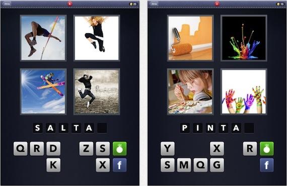 Soluciones 4 Fotos 1 Palabra Nivel 1-15 - Soluciones 4
