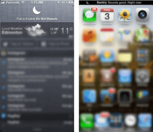 Tweak Luna para iPhone