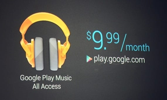 Google Música All Access gMusic permitirá hacer uso de Música All Access en iOS