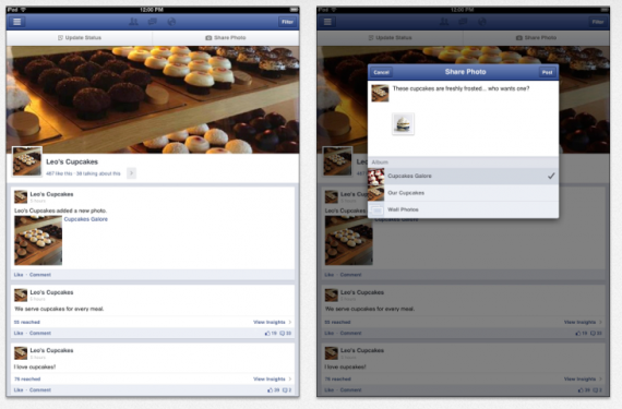 facebook-pages-ipad