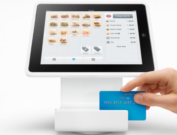 Square Stand para iPad