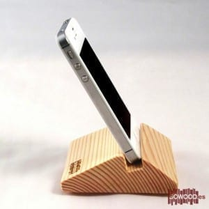Base dock para iPhone de Sowood