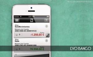 App del banco