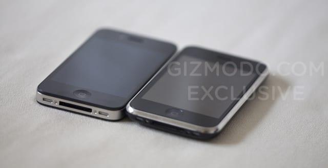 filtracion iphone 4