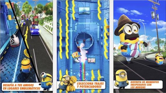 Minions Juegos🍌 - Juegos de Minions de la Pelicula Gru Mi