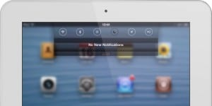 Toggles de iOS 7