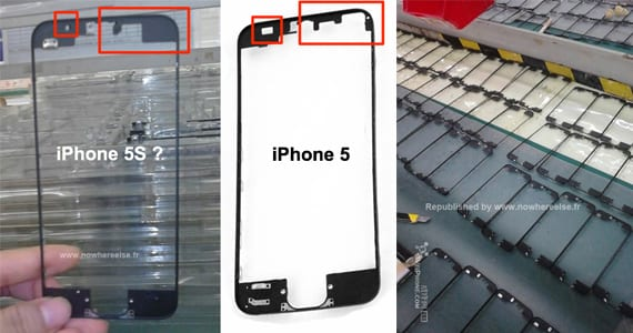 Marco del iPhone 5S