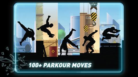 Juego de Parkour