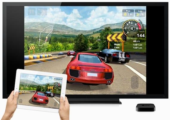 AppleTV-juegos