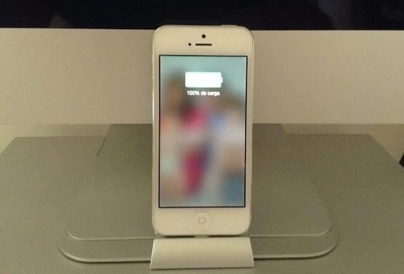 iPhone-cargando