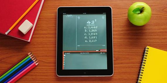 El iPad en el aula. ¿El final de la clase tradicional?