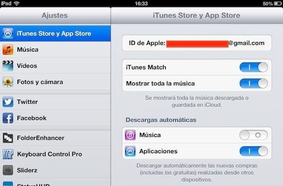 Ajustes-AppStore