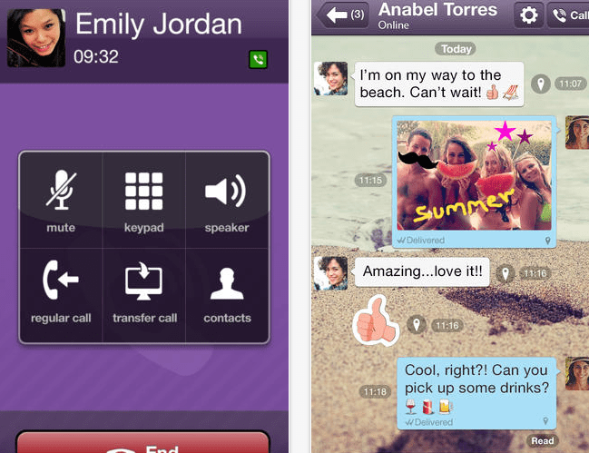 Screen Shot 2013 08 01 at 1.07.48 PM Viber se actualiza añadiendo doodles y nuevos emoticonos