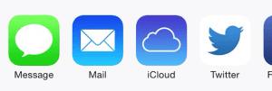 Novedades iOS 7 beta 7
