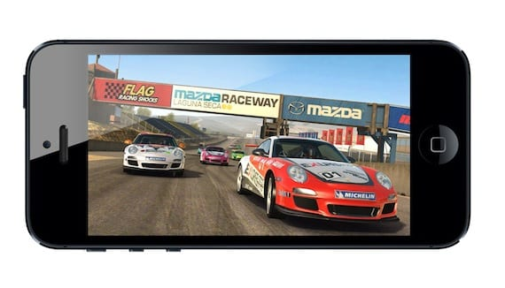 Juegos de coches para iPhone