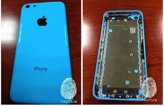 iPhone 5C en color azul