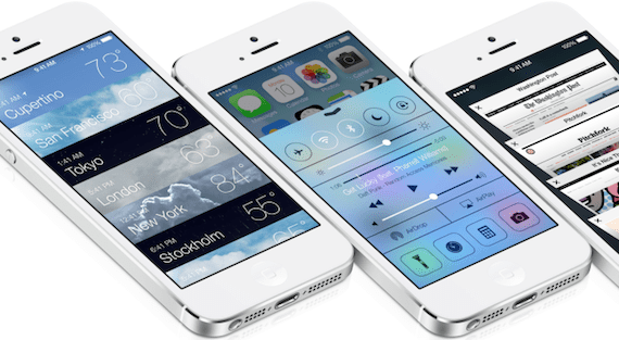 iPhone 5S con procesador A7