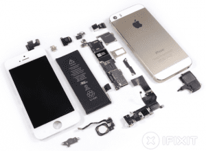 Coste del iPhone 5s
