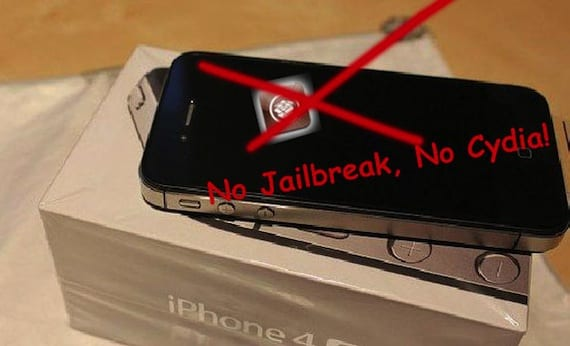 quitar el jailbreak