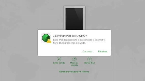 Desactivar activación iPhone