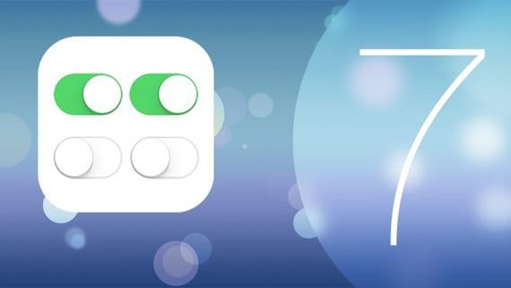 Centro de Control en iOS 7