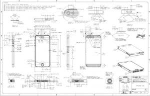 Diseño iPhone 5c