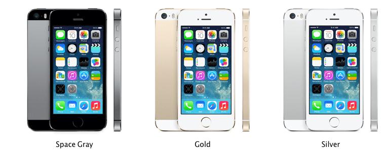 iphone 5s diseños