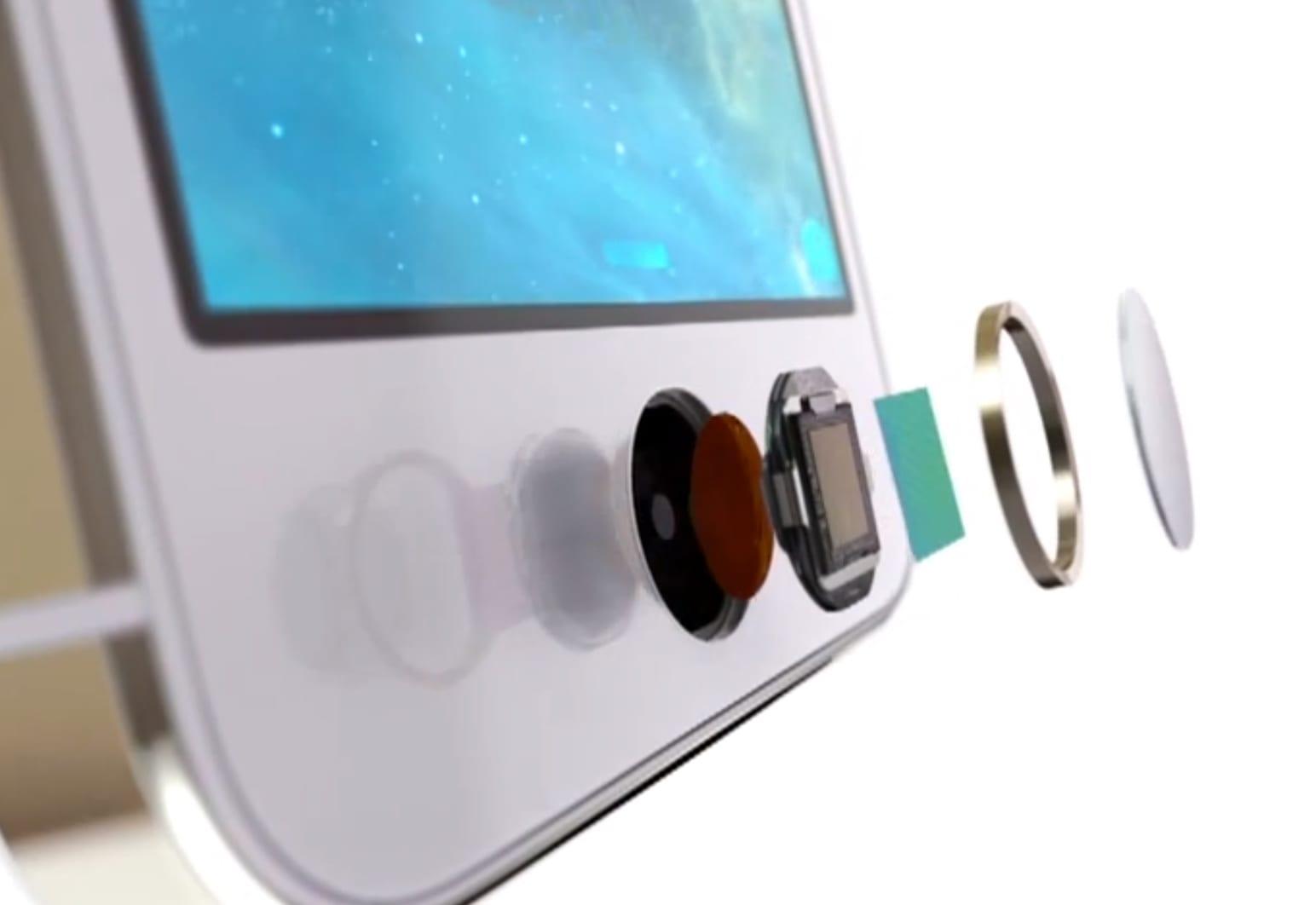 iphone 5s sensor