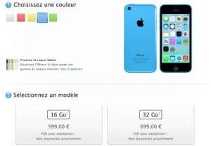 Precio del iPhone 5C libre
