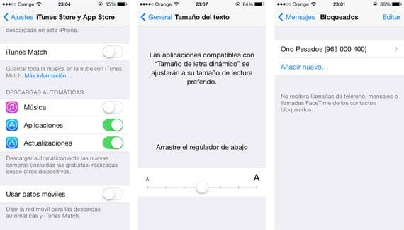 Trucos iOS 7