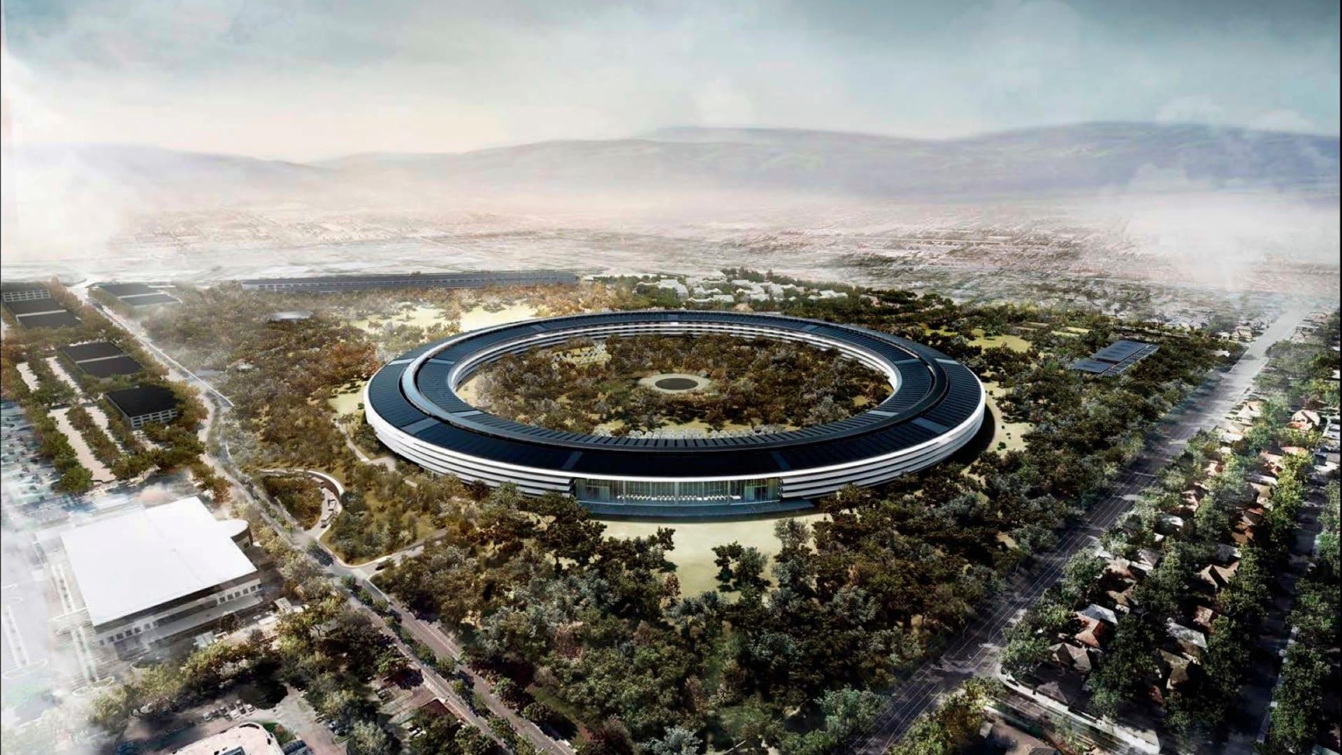 apple nuevo campus