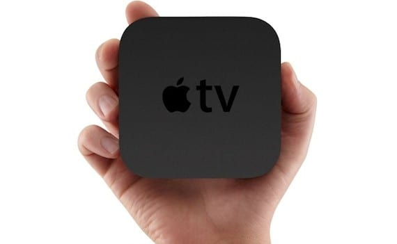 Actualización del Apple TV