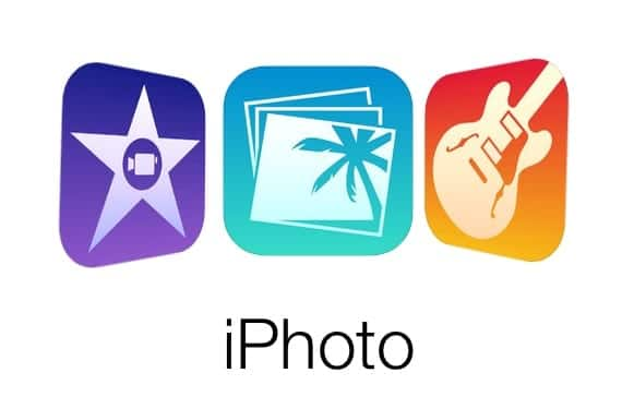 iPhoto Banner