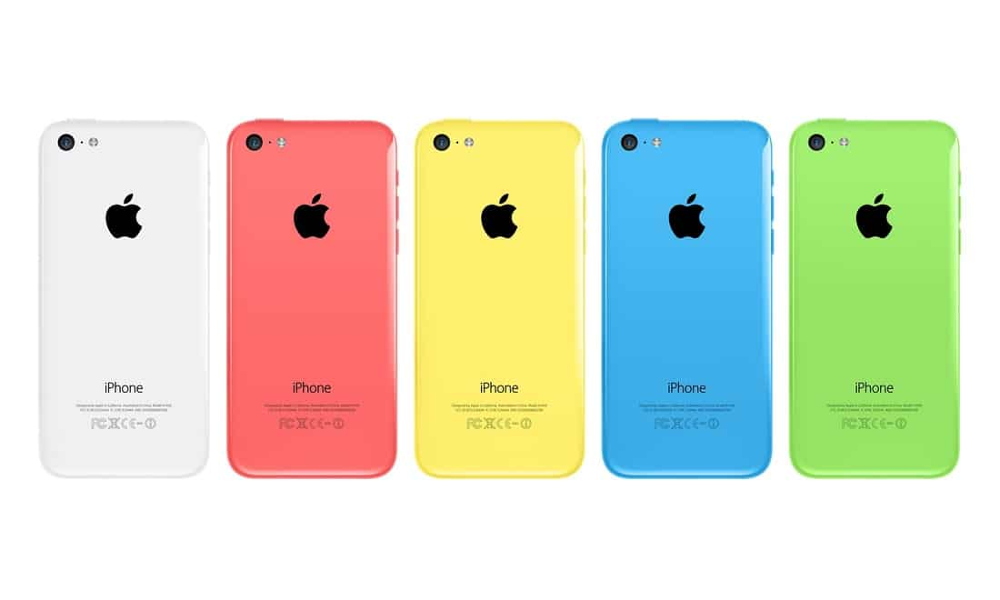El Wall Street Journal confirma que Apple ha reducido la producción del iPhone 5c