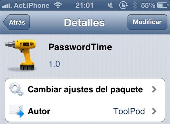 passwordtime