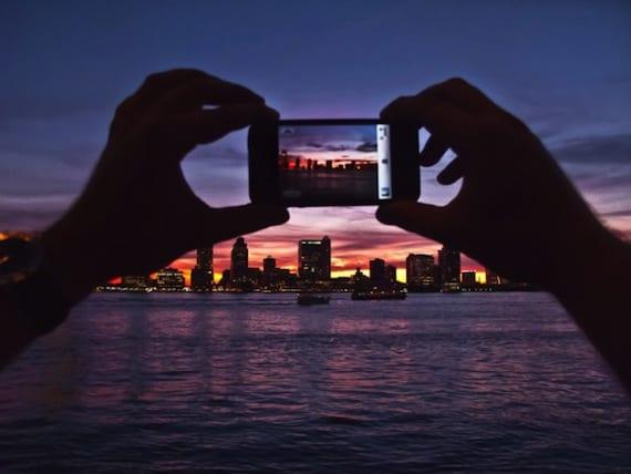 Aplicaciones de fotografía con el iPhone