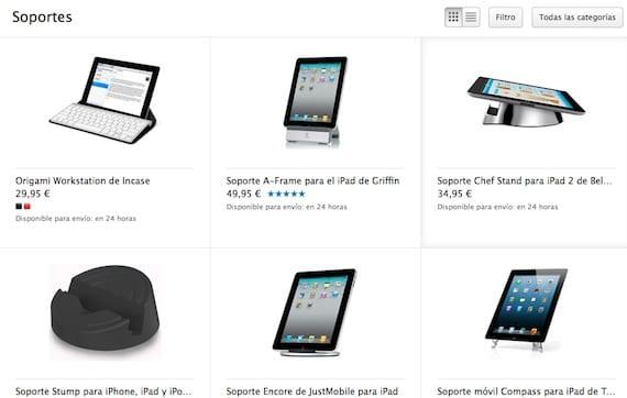 Accesorios-iPad