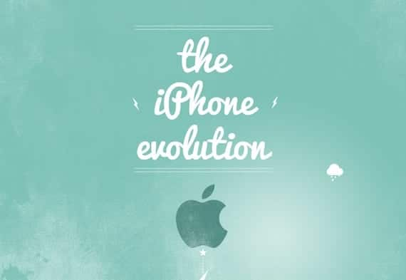Evolucion-iPhone