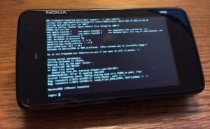 Instalación de iOS en un Nokia