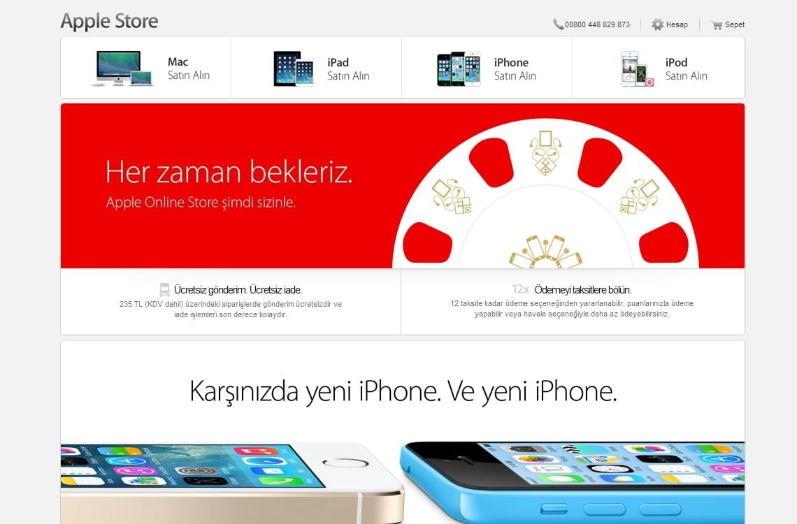 Store Online Turquía