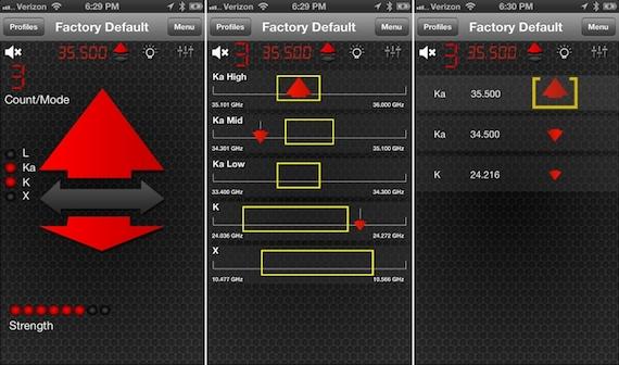 v1connection El detector de radar que se completa con el iPhone